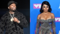 Side-by-Side of 50 Cent and Ashanti