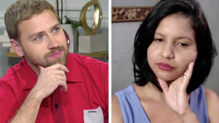 '90 Day Fiancé' Star Paul Wants Karine To Get A DNA Test — But It's Not What You Think
