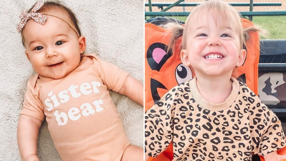 Chelsea Houska and Cole DeBoer's Daughter Layne Photos
