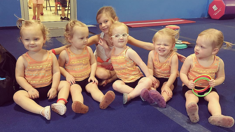 OutDaughtered Quints Photos