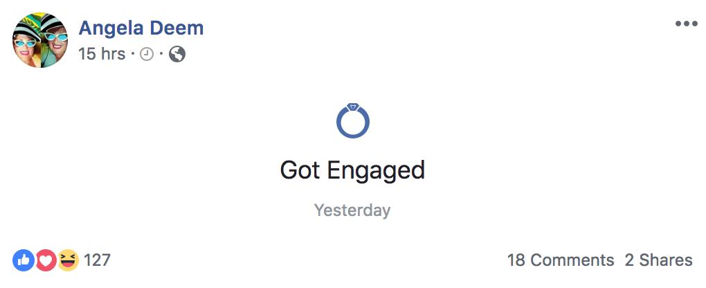 Angela-Deem-Engaged-Status