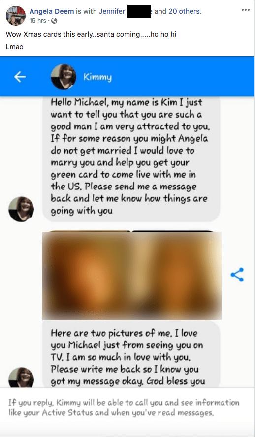 angela deem facebook