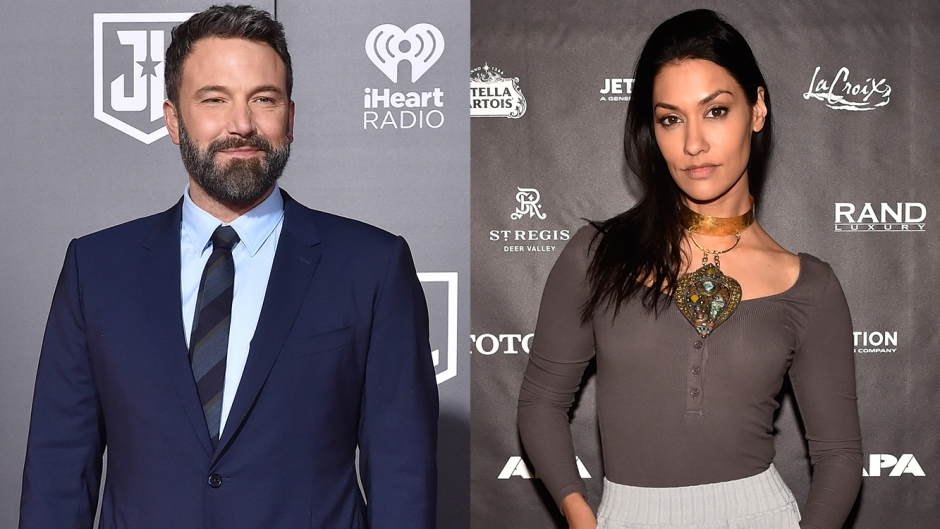 Picture Of Ben Affleck And Picture Of Janina Gavankar