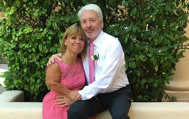 amy roloff and chris marek s pda pics prove they re stronger than ever