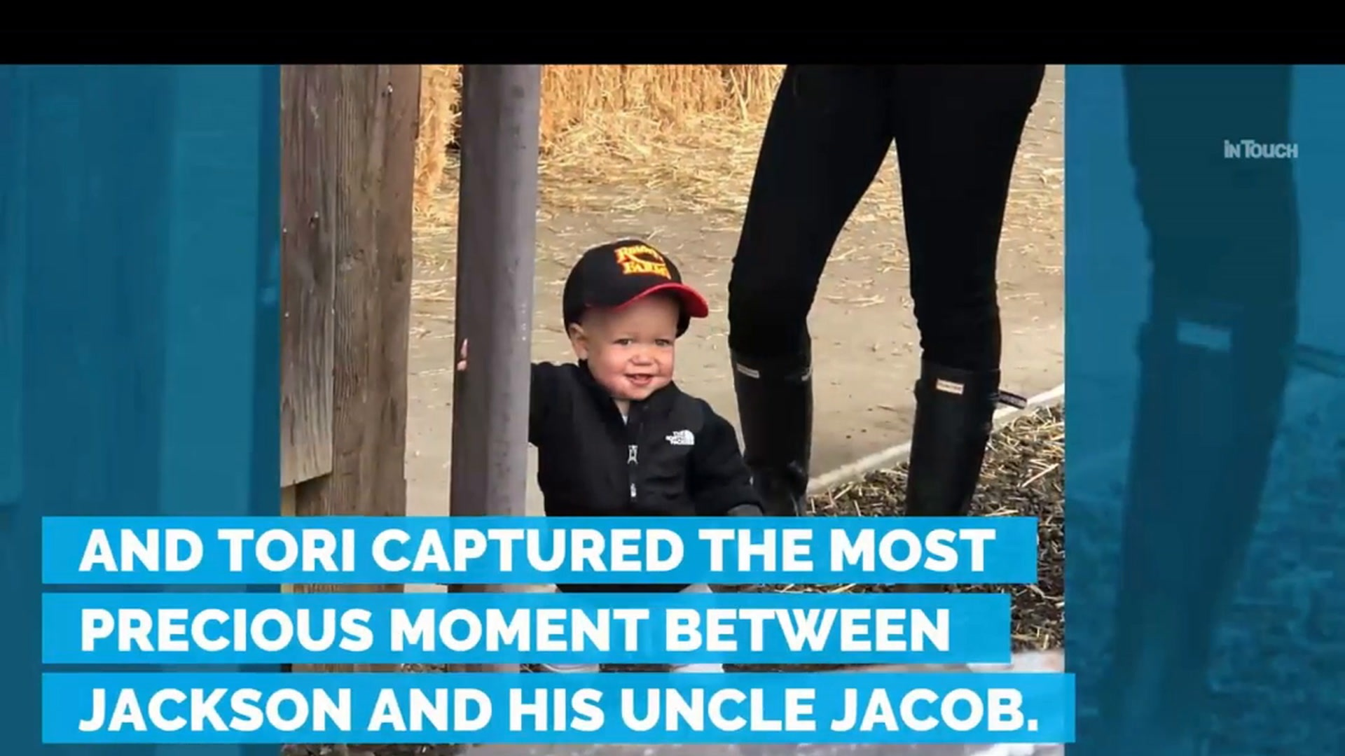 Jacob Roloff Bonds With Nephew Jackson And Our Hearts Are Exploding