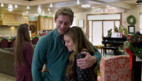 Austin Forsyth Hugs Joy-Anna Duggar