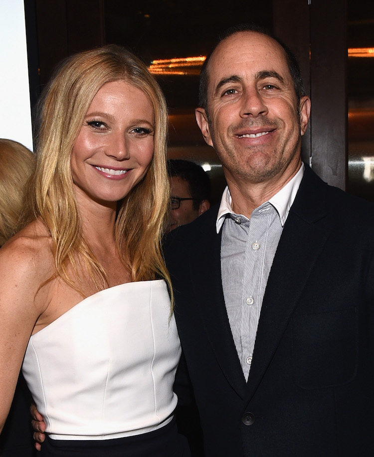 gwyneth paltrow and jerry seinfeld