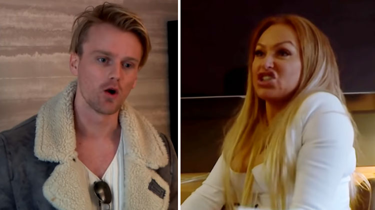Jesse Meester Threatens to Press Charges Against Darcey Silva in New