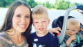 Jill Duggar And Sons Israel And Samuel