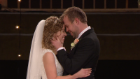 John David Duggar And Abbie Burnett Touch Foreheads
