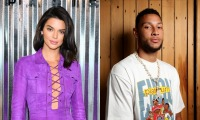 side by side photo of kendall jenner and ben simmons