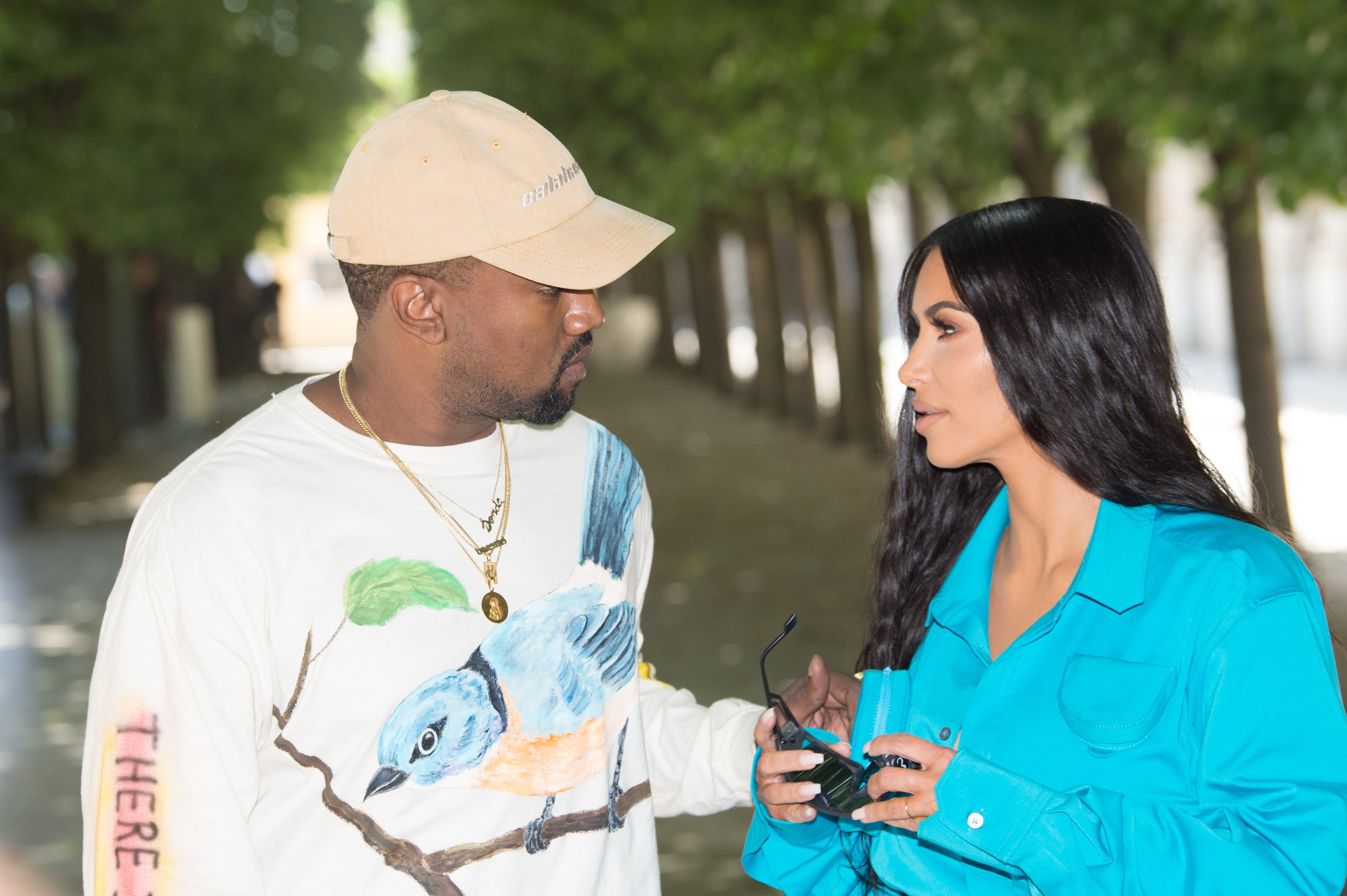 Kim Kardashian And Kanye West Are Reportedly Attending Nude Therapy  Sessions Together