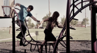 Jessa Duggar And Ben Seewald Compete In Obstacle Course