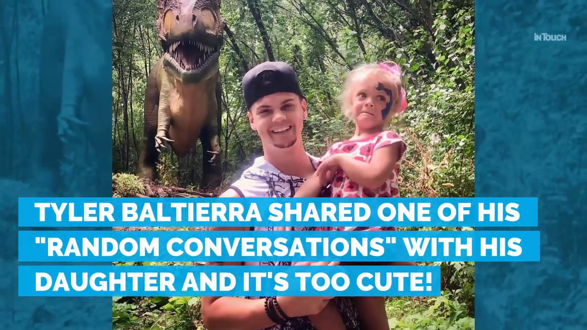 Tyler Baltierra Gushes About Nova's Voice In Sweet New Clip