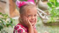 Novalee Baltierra Smiling