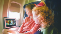 OutDaughtered Airplane