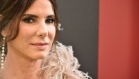 close up of sandra bullock
