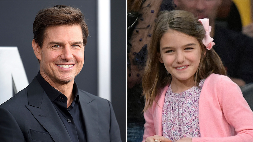 Suri Cruise 2020.Tom Cruise Wants To Fix His Relationship With Daughter Suri