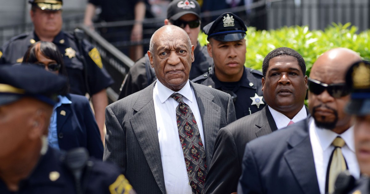 Apparently, Bill Cosby Is 'Concerned' About The Health Of His Fellow Inmates — And Guards, Too