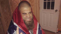 David Eason confederate flag