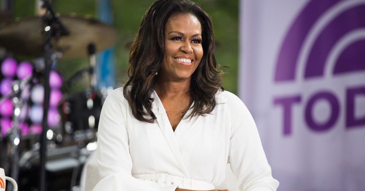 Michelle Obama Admits To Smoking Weed In New Memoir