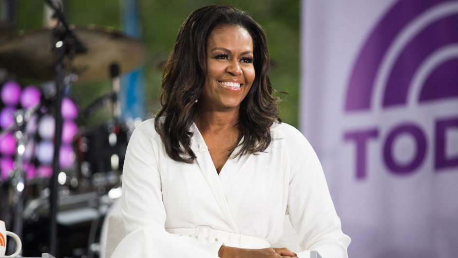 Gasp! Michelle Obama Admits To 'Smoking Pot' And 'Fooling Around' As A Teen In New Book
