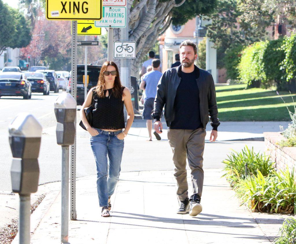 Ben Affleck Jennifer Garner spend the holidays together