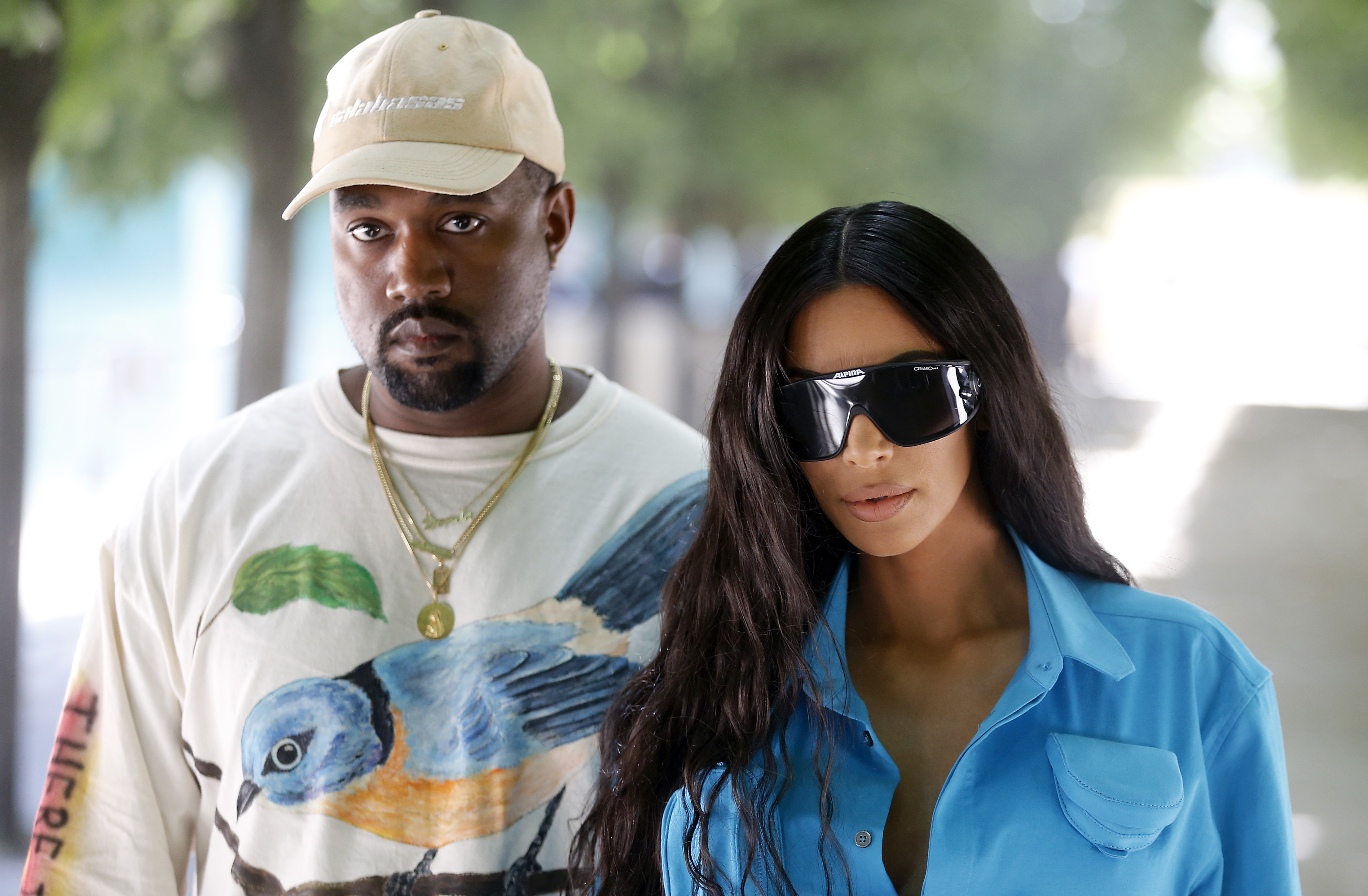 e3a96e0b84817 Kim Kardashian And Kanye West s  20M Dream Home Is In Danger Of Burning  Down As Fire Reaches Property