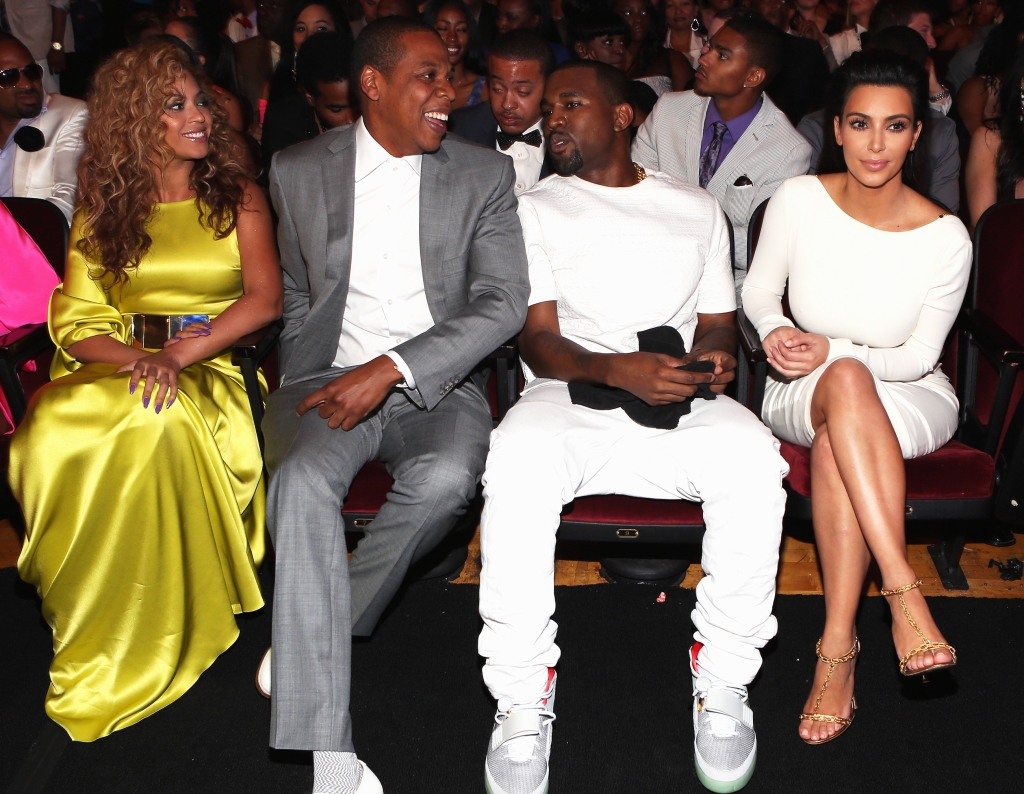 Grab The Popcorn Because Jay Z Just Took His Feud With Kimye To A Whole. New. Level.