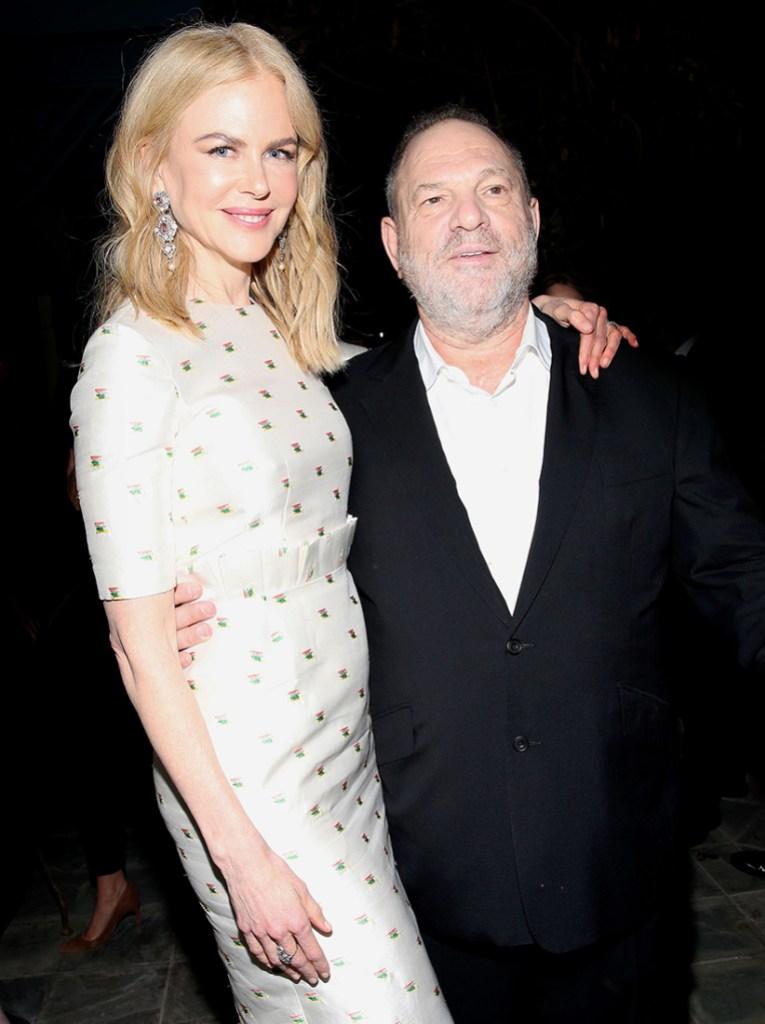 Harvey-Weinstein-Nicole-Kidman