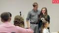 Joy-Anna Duggar reacts to John David courting