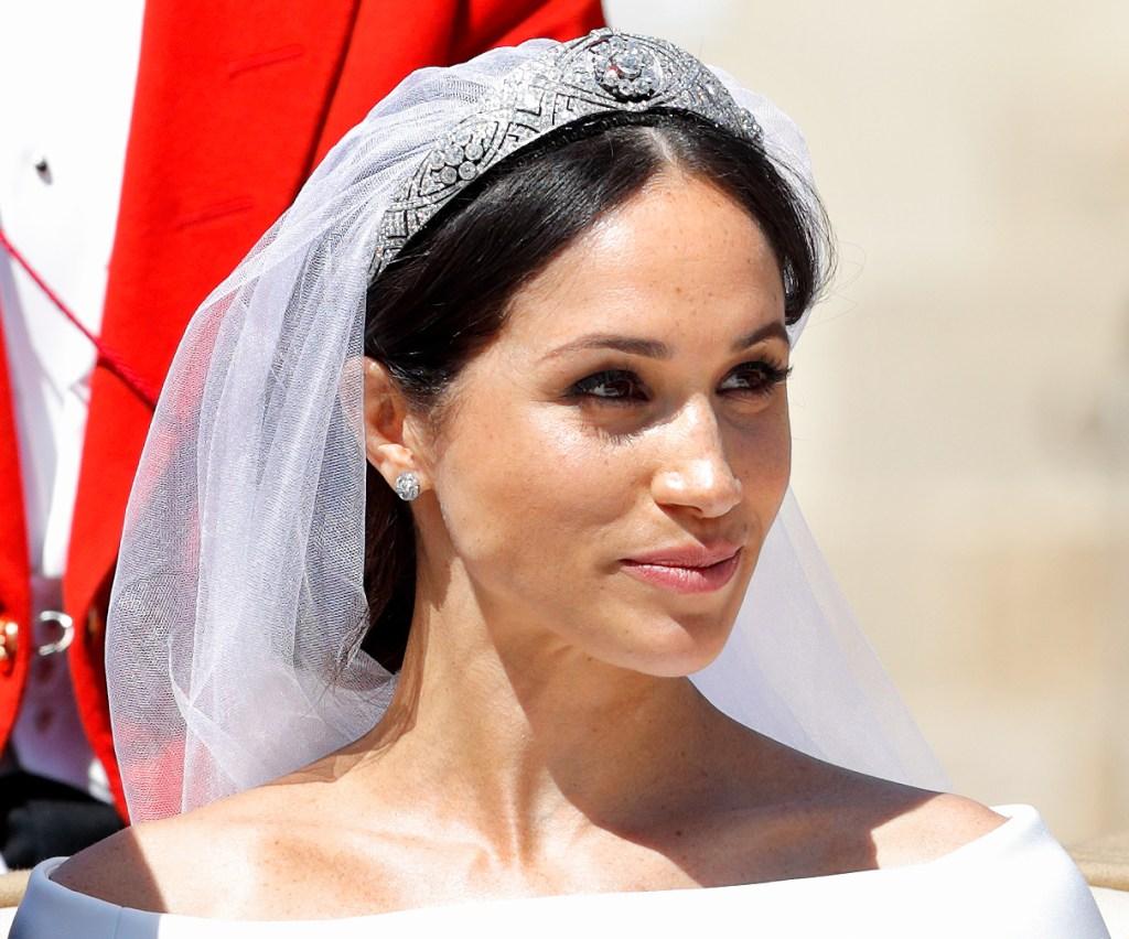 Meghan Markle tiara