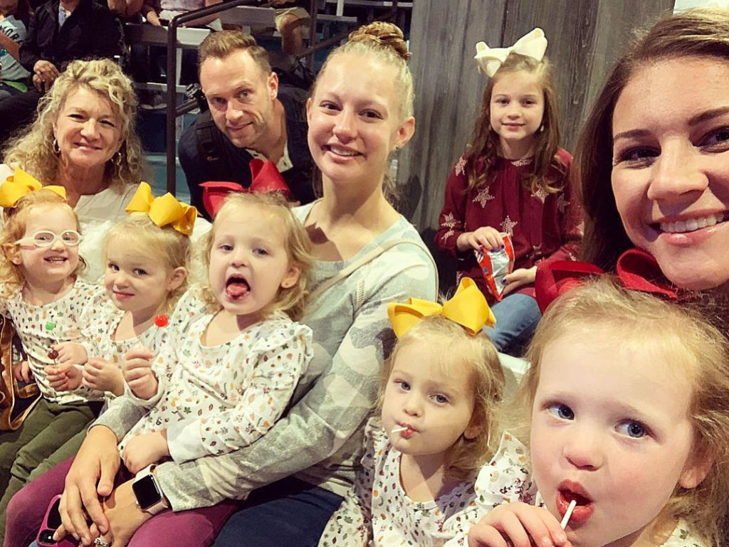 OutDaughtered Hazel Busby Frozen Pancakes