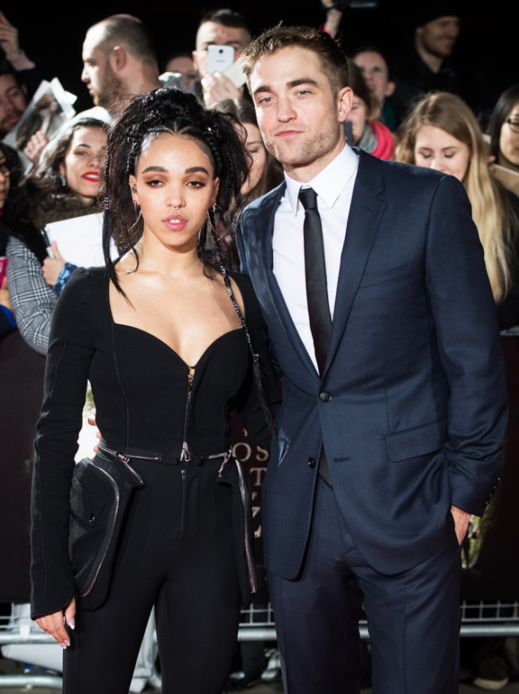 Rob Pattinson FKA Twigs