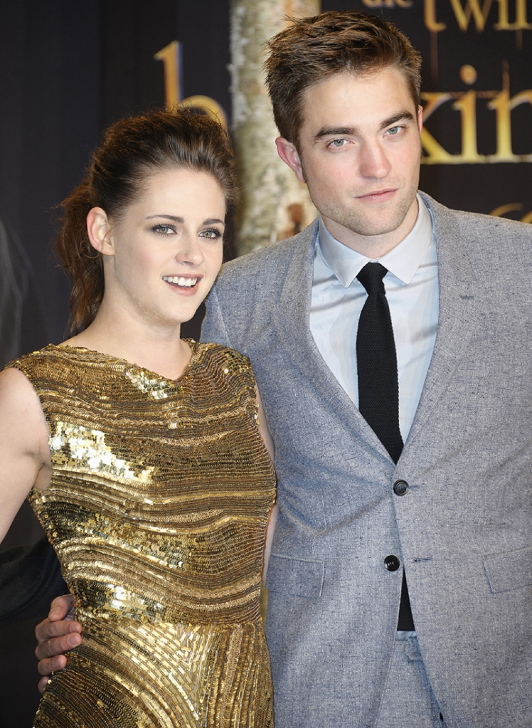Rob Pattinson Kristen Stewart