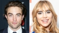 Rob Pattinson Suki Waterhouse