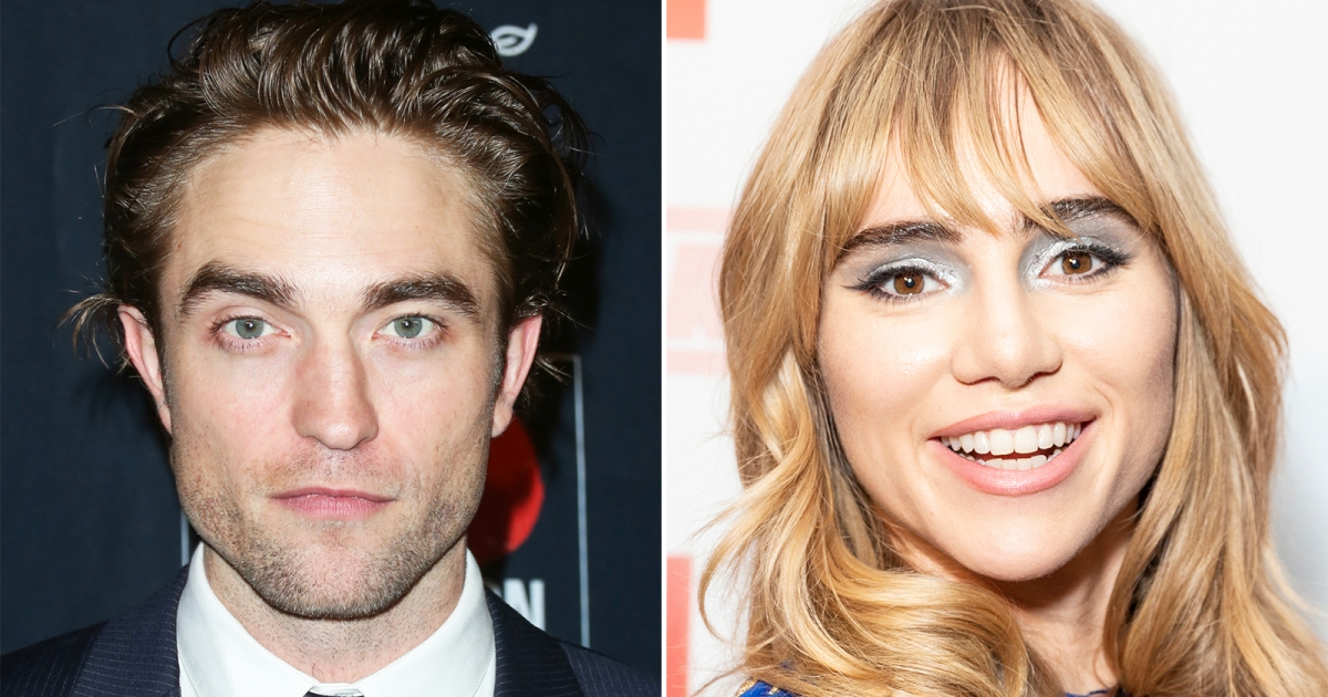 Robert Pattinson And Suki Waterhouse Are Moving In, Source ...