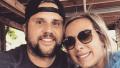 Ryan Edwards and wife Mackenzie taking a selfie