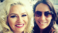 Lyssa Chapman and Beth Chapman together