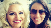 Lyssa Chapman and Beth Chapman together