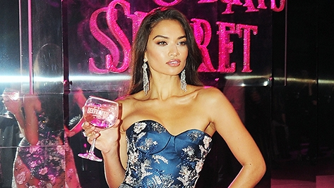 Shanina Shaik Beefeater Victorias Secret Fashion Show Afterparty