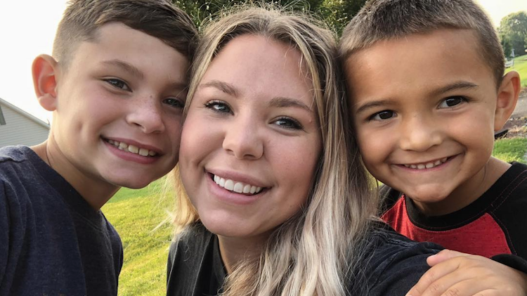 'Teen Mom 2' Star Kailyn Lowry Reveals She's Not Single