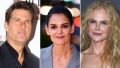 Tom Cruise Katie Holmes Nicole Kidman Work Together