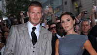 David and Victoria Beckham Launch Their New Fragrance Collection Beckham