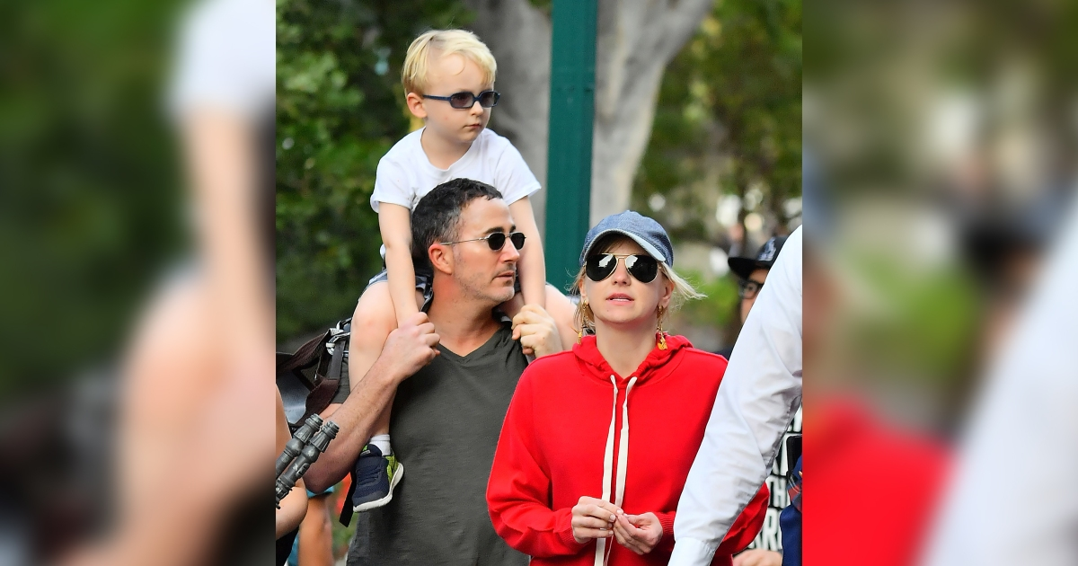 Anna Faris' Relationship With Michael Barrett Gets Son's Approval