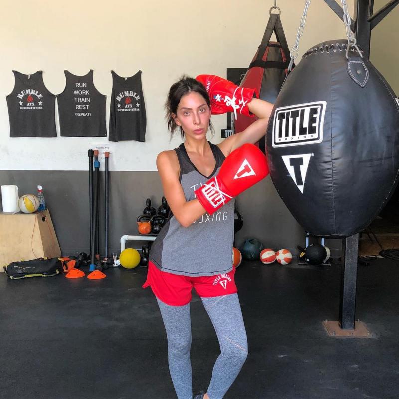 farrah-abraham-boxing