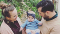 Daddy To The Rescue! Jeremy Vuolo Claps Back At Fan Poking Fun At Felicity's Head Wrap