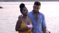 Jade and Chris on 'Married At First Sight: Honeymoon Island'