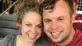 John David Duggar and Abbie Grace Burnett Take Selfie at Football Game