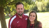Josh And Anna Duggar Smiling